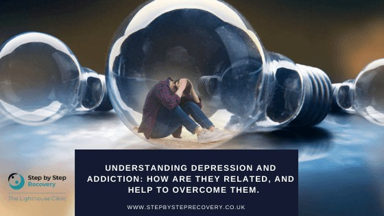 Understanding depression and addiction: are they related and how to get help to overcome them